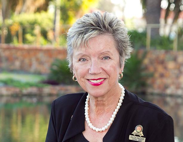 Cr Sally Palmer